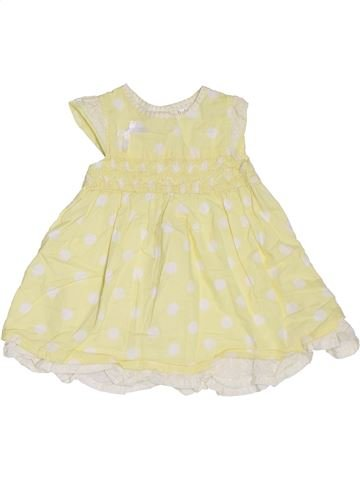 Vestido niña M&CO beige 6 meses verano #1311853_1