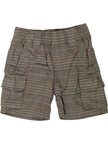 Short-Bermudas niño NEW LOOK marrón 6 meses verano #1311858_1