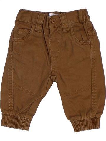 Pantalón niño PRIMARK marrón 3 meses invierno #1311878_1