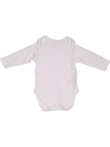 Camiseta de manga larga unisex NEXT blanco 3 meses invierno #1311897_1