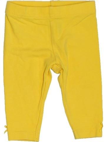 Legging niña NEXT amarillo 3 meses verano #1311936_1