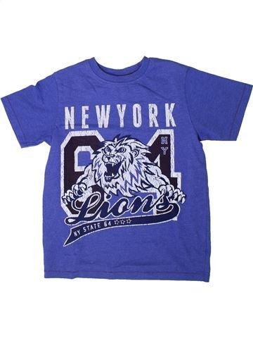 Camiseta de manga corta niño NEXT violeta 8 años verano #1311992_1