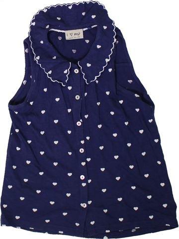 Camiseta sin mangas niña NEXT azul 10 años verano #1312001_1