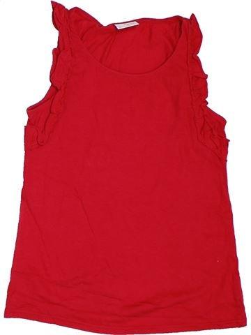 Camiseta sin mangas niña NEXT rojo 9 años verano #1312029_1