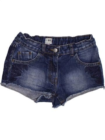 Short-Bermudas niña MARKS & SPENCER azul 10 años verano #1312042_1