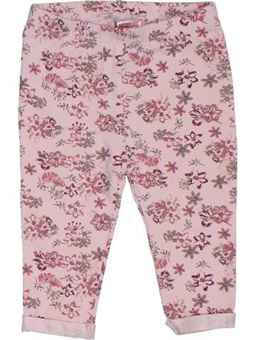 Legging niña SANS MARQUE rosa 9 meses verano #1312067_1