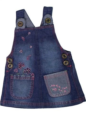 Vestido niña DUNNES STORES azul 9 meses verano #1312082_1