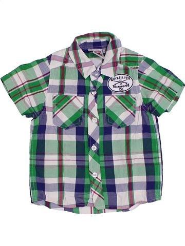 Camisa de manga corta niño QUIKSILVER gris 2 años verano #1312118_1