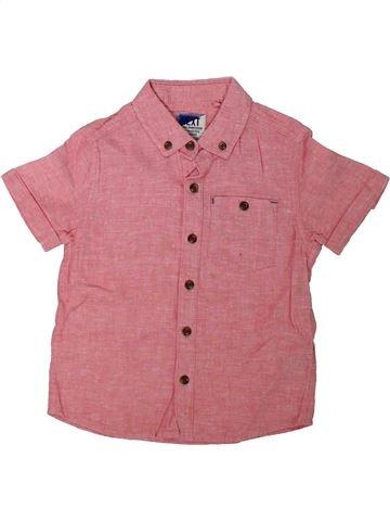 Camisa de manga corta niño NEXT rosa 3 años verano #1312133_1