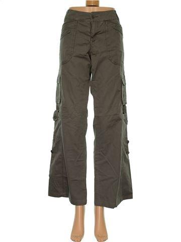 Pantalon femme PROMOD 44 (L - T3) été #1313146_1