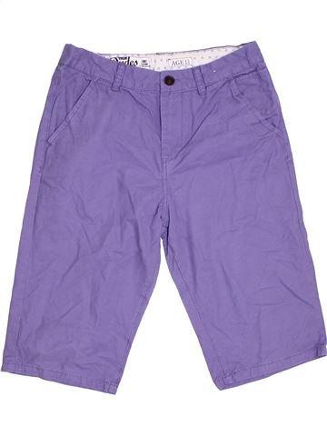 Short - Bermuda garçon TRUE DUDES violet 13 ans été #1314067_1
