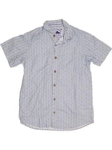 Chemise manches courtes garçon TUC TUC gris 11 ans été #1314897_1