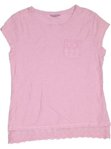Camiseta de manga corta niña I LOVE GIRLSWEAR rosa 11 años verano #1315180_1