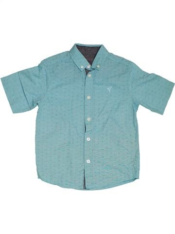 Chemise manches courtes garçon RJR JOHN ROCHA bleu 6 ans été #1317473_1