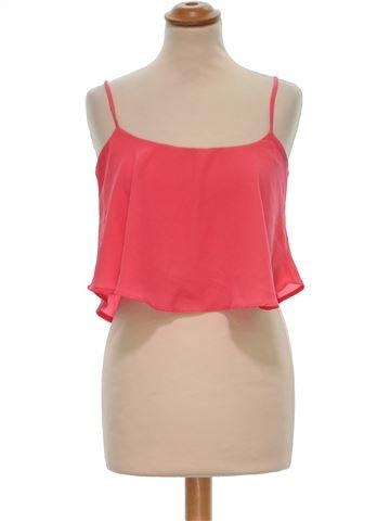 Camiseta sin mangas mujer BERSHKA S verano #1318035_1