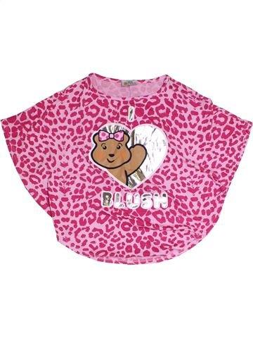 Camiseta de manga corta niña DEBENHAMS rosa 8 años verano #1318307_1