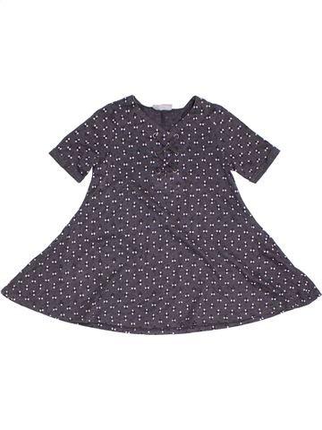 Vestido niña I LOVE GIRLSWEAR violeta 3 años verano #1320334_1