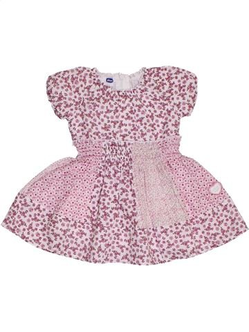 Vestido niña CHICCO rosa 6 meses verano #1321322_1