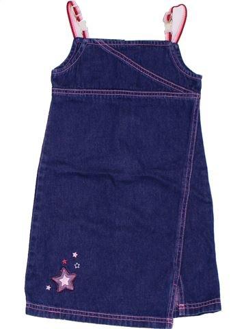 Robe fille KIABI bleu 4 ans été #1321600_1
