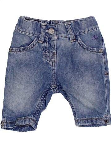 Short-Bermudas niña MEXX azul 9 meses verano #1321785_1