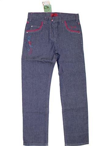 Pantalón niña LA COMPAGNIE DES PETITS azul 10 años verano #1322674_1
