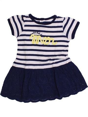 Vestido niña TERRE DE MARINS azul 6 meses verano #1322898_1