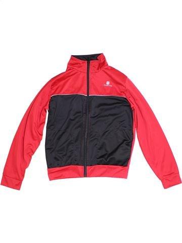 Sportswear garçon DOMYOS noir 12 ans hiver #1323380_1