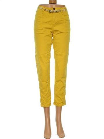 Pantalon femme ZARA 34 (S - T1) été #1323433_1