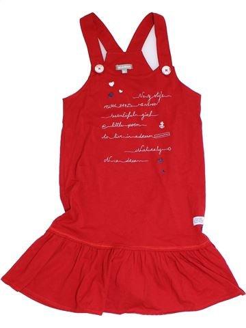 Robe fille MINIMAN rouge 8 ans été #1325432_1