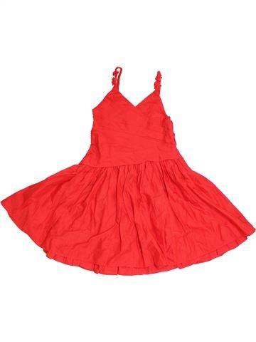Vestido niña ELIANE ET LENA rojo 8 años verano #1325434_1