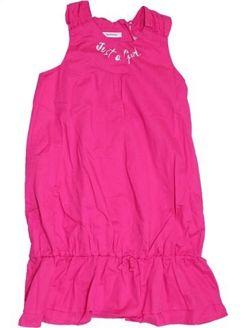 Vestido niña 3 POMMES rosa 10 años verano #1325439_1