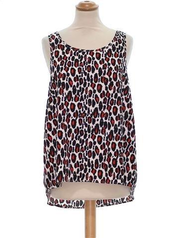 Camiseta sin mangas mujer SANS MARQUE L verano #1327200_1