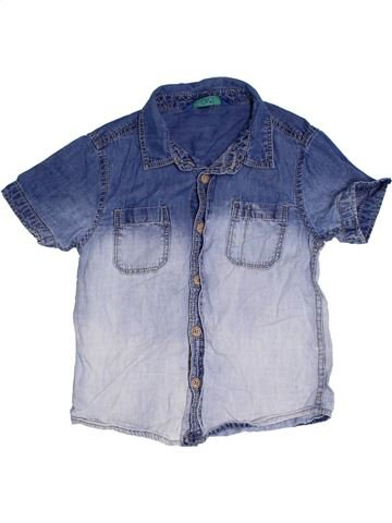 Camisa de manga corta niño OVS gris 4 años verano #1328254_1