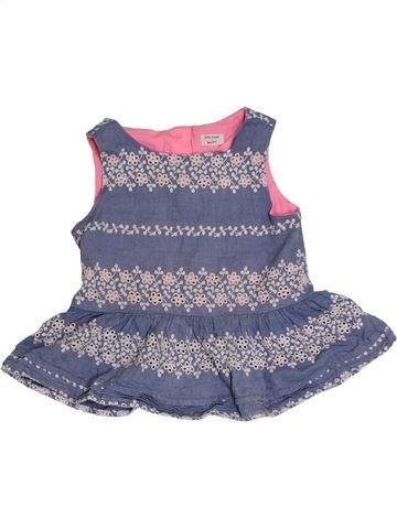 Blusa de manga corta niña RIVER ISLAND azul 3 años verano #1328264_1
