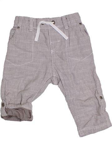 Pantalon garçon H&M violet 12 mois été #1328453_1