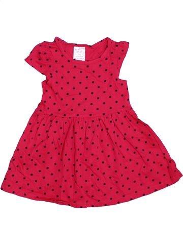 Robe fille E-VIE ANGEL rouge 2 ans été #1328838_1