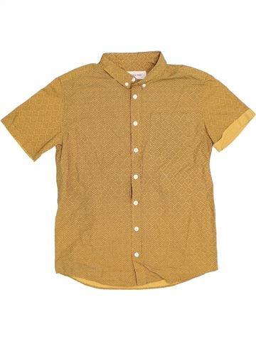 Blusa de manga corta niña RIVER ISLAND amarillo 12 años verano #1329176_1