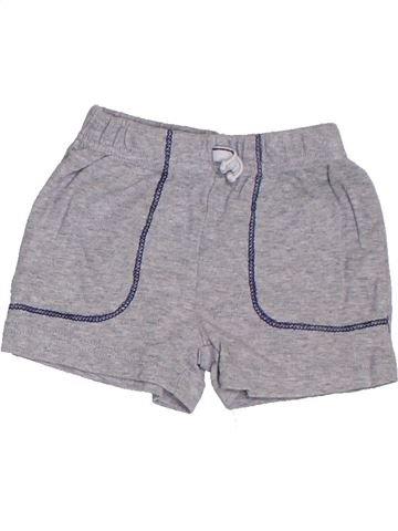 Short-Bermudas niño PEP&CO gris 12 meses verano #1329249_1