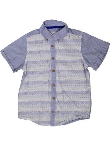 Camisa de manga corta niño BOYS azul 7 años verano #1329352_1