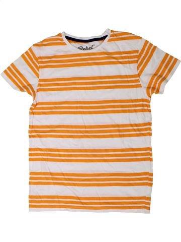 T-shirt manches courtes garçon PRIMARK blanc 11 ans été #1329569_1