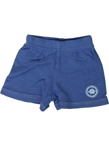 Short - Bermuda garçon GEORGE bleu prématuré été #1329617_1
