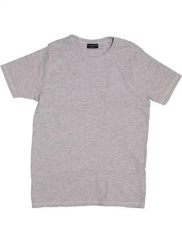 T-shirt manches courtes garçon NEXT gris 12 ans été #1329701_1