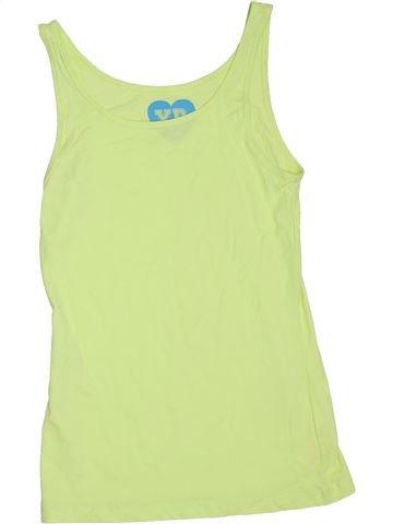 T-shirt sans manches fille PRIMARK vert 12 ans été #1330270_1