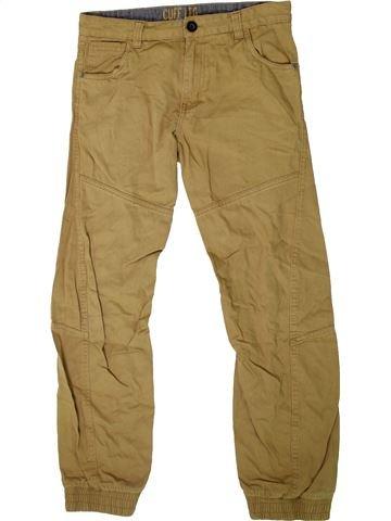 Pantalon garçon PRIMARK marron 13 ans hiver #1330403_1