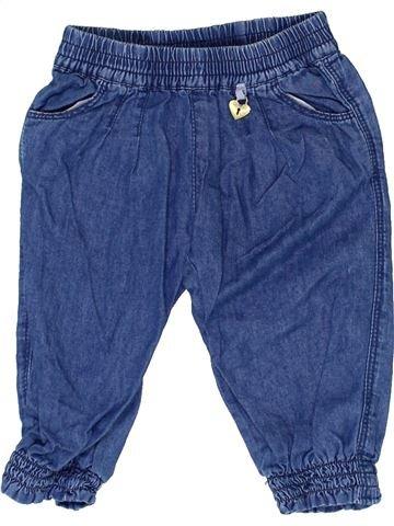 Pantalon fille CHICCO bleu 6 mois été #1330558_1