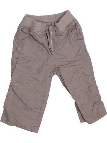 Pantalon garçon SANS MARQUE gris 12 mois hiver #1330607_1
