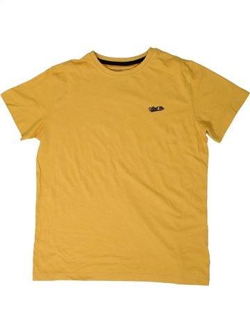 T-shirt manches courtes garçon NEXT jaune 12 ans été #1330812_1