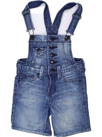 Salopette fille H&M bleu 3 ans été #1330823_1