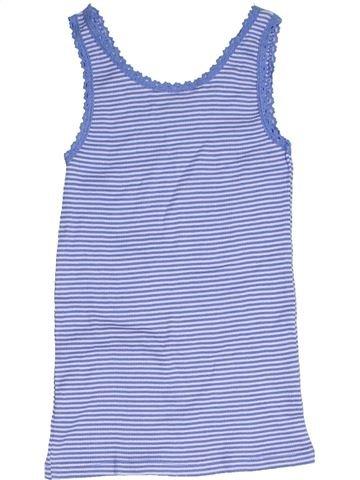 T-shirt sans manches fille I LOVE GIRLSWEAR bleu 7 ans été #1330935_1