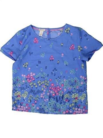 T-shirt manches courtes fille MONSOON bleu 10 ans été #1331181_1
